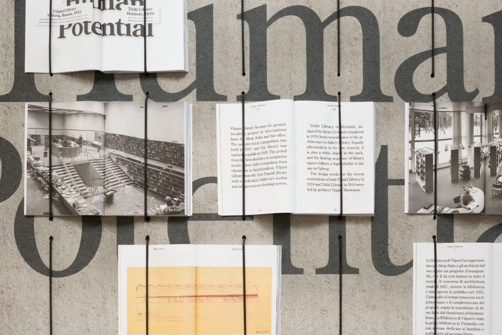 Mind-Building, Suomen paviljongin näyttely Venetsian arkkitehtuuribiennaalissa, näyttelyjulkaisu ja seinäplanssit