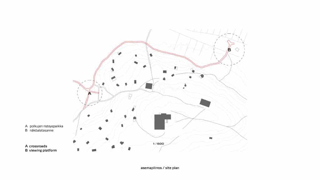 Lammassaaren pitkospolku