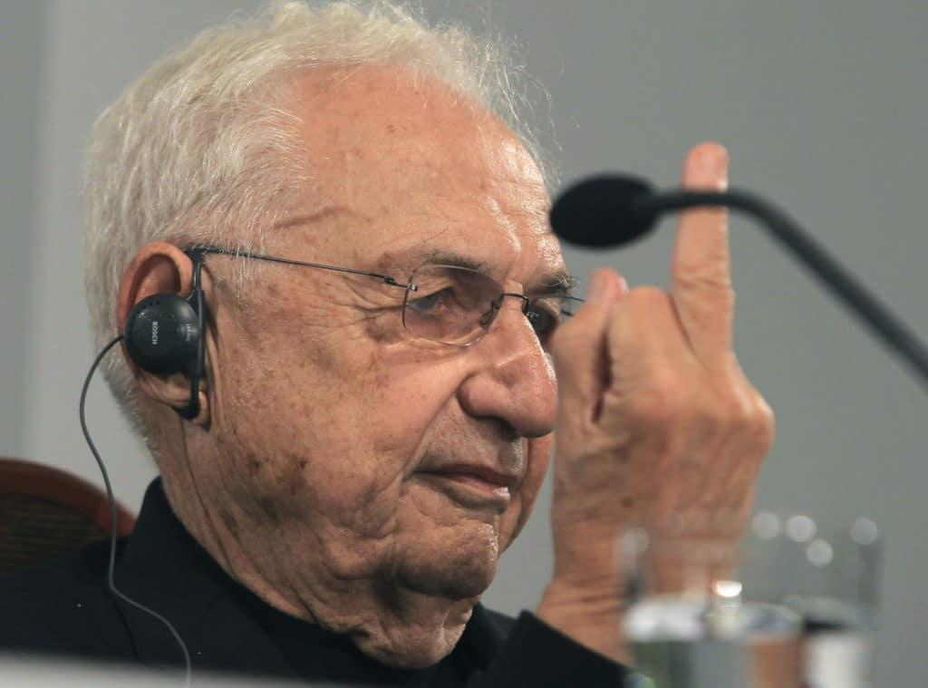 Frank Gehry, Oviedo 2014