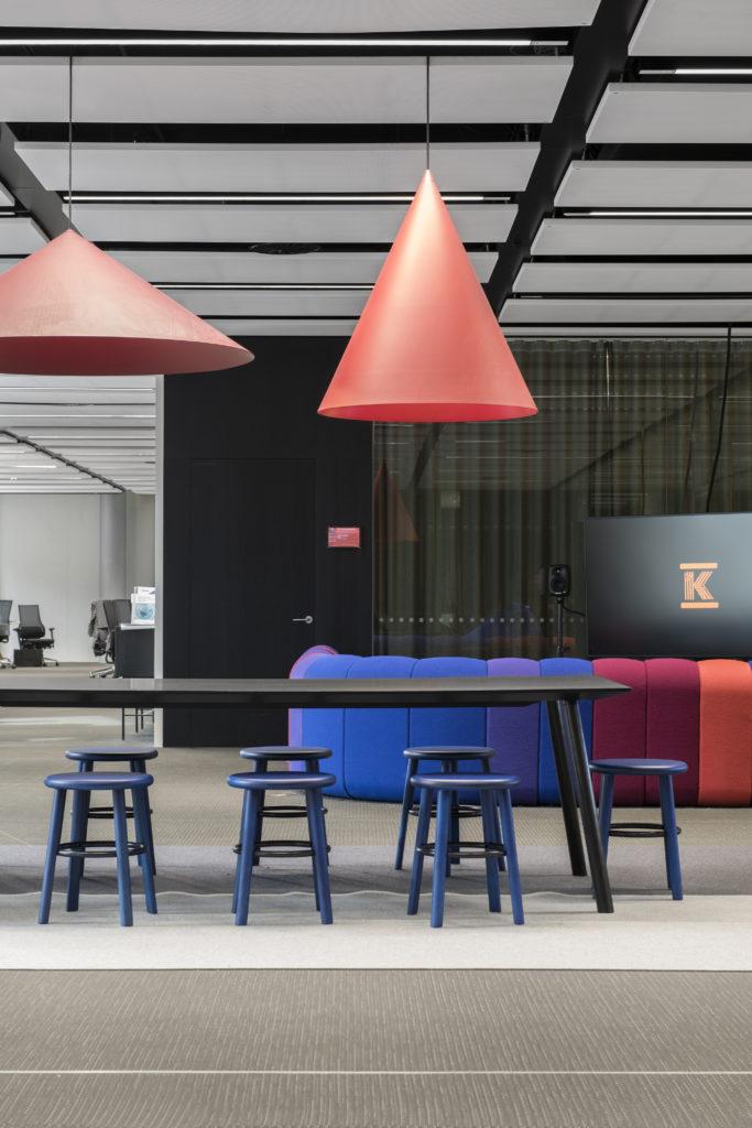Näkymä Future-työkahvilasta / View from workng café Future